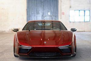 Lamborghini Huracan trở về quá khứ với hình hài siêu xe đời 1971