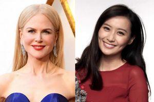 Thiên nga Nicole Kidman và sao TVB hợp tác trong phim mới