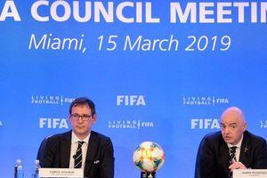 FIFA muốn thay đổi giải vô địch CLB thế giới