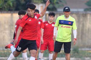 Cựu trợ lý ông Park huấn luyện cầu thủ Hàn Quốc ở Bà Rịa - Vũng Tàu