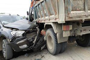 60 phút xảy ra 2 vụ tai nạn trên quốc lộ 48, một người thiệt mạng