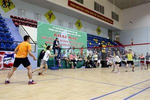 Giải cầu lông vô địch các câu lạc bộ huyện Gia Lâm năm 2019