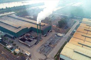 Cận cảnh nhà máy xử lý rác ven sông Rạng khiến dân cả vùng bất an