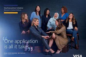 Visa ra mắt cuộc thi toàn cầu dành cho nữ doanh nhân