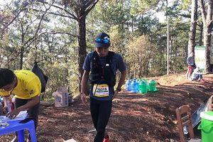 Bất ngờ lớn tại Dalat Ultra Trail 2019: Nhà vô địch Việt Nam lạc lối