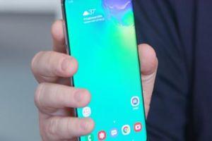 Đây là những thủ thuật người dùng Galaxy S10+ cần biết