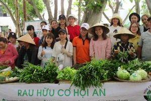 Quảng Nam: Chợ phiên Hội An nhiều sản phẩm sạch, hàng handmade