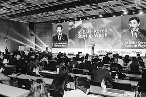 Mở rộng cánh cửa hợp tác Hàn Quốc - ASEAN