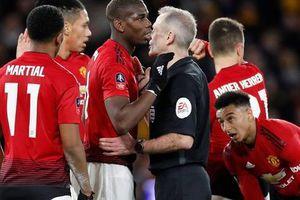 Chấn động FA Cup: Man United gục ngã trước 'bầy sói' Wolverhampton