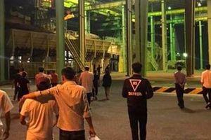 Nam công nhân 'mất tích' tại nhà máy đường ở Khánh Hòa