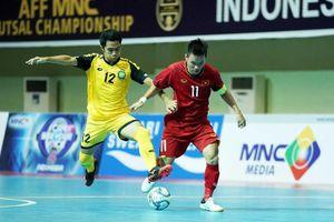 Futsal Việt Nam chinh phục mục tiêu World Cup 2020