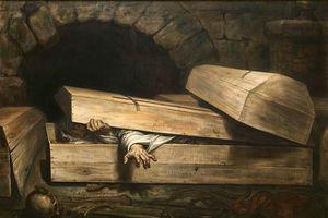 Rợn người chuyện có thật về nữ bá tước bị chôn sống