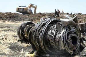 Thảm kịch rơi máy bay tại Ethiopia: Hé lộ thêm đoạn hội thoại quan trọng từ buồng lái