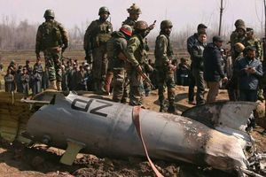 Pakistan bắn rơi thiết bị bay không người lái của Ấn Độ