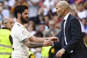 'Công thần' trở lại, HLV Zidane thắng trận ra mắt Real