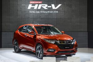 Kết thúc tháng Tết, có 6 xe Honda HR-V được bán