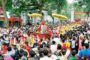 Giá trị văn hóa tại Lễ hội Chử Đồng Tử - Tiên Dung