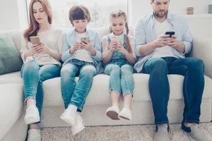Thiết bị di động đã thay đổi cuộc sống gia đình ra sao?