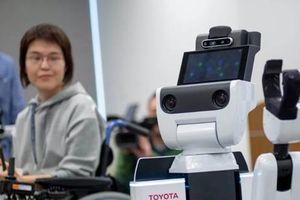 Nhật Bản công bố trợ lý robot cho Thế vận hội Tokyo 2020