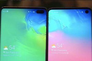 Samsung phát triển điện thoại với camera 'selfie' ẩn dưới màn hình