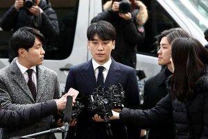 Cổ phiếu nhà YG lao dốc kinh hoàng sau bê bối tình dục của Seungri Big Bang