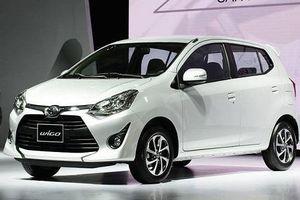Toyota Wigo giảm giá sâu, cơ hội cho người mua