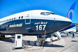Boeing mất 10% giá trị cổ phiếu trong tuần 'khủng hoảng'