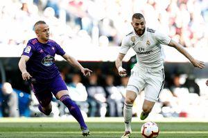 Thắng nhẹ ngày Zidane ra mắt, Real Madrid vẫn sống trong nỗi nhớ Ronaldo