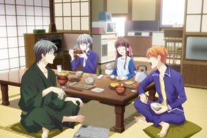 TV Anime 'Fruits Basket' (reboot) tung PV mới
