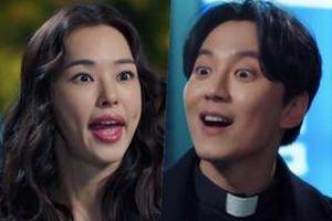 'Linh mục nhiệt huyết' đạt kỷ lục rating mới - 'Phụ lục tình yêu' và 'Người duy nhất bên em' đều giảm mạnh trước tập cuối