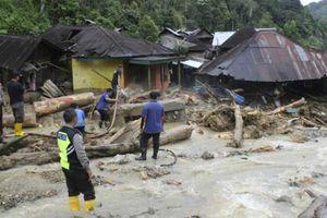 Indonesia: Lũ quét làm chết ít nhất 50 người ở tỉnh Papua
