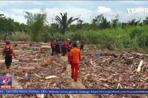 Lũ quét khiến hàng chục người thiệt mạng tại Indonesia