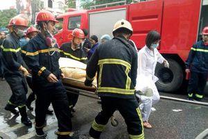 Hải Phòng: Khách sạn cháy lớn, ít nhất một người tử vong