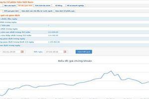 Quỹ ngoại Platinum Victory vẫn muốn tăng tỷ lệ nắm giữ tại VNM lên 11,62%