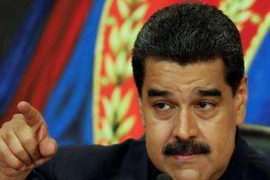 Tin ảnh: Ông Maduro tuyên bố 'Mỹ là khủng bố'