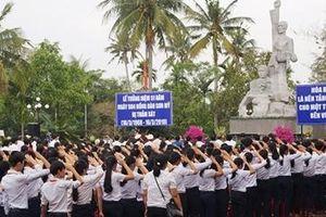 Tưởng niệm 504 thường dân trong vụ thảm sát Sơn Mỹ