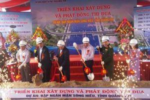 Quảng Trị: Thống nhất các dự án khởi công, hoàn thành trong năm 2019