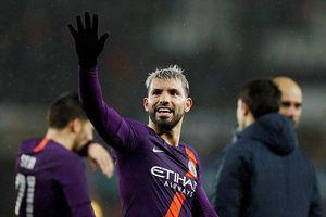 Ngược dòng đánh bại đội hạng dưới, Man City vào bán kết FA Cup
