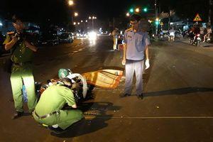 Va chạm với xe ben, một sĩ quan quân đội thiệt mạng