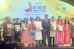 Những con số ấn tượng của Lễ hội Áo dài TP Hồ Chí Minh
