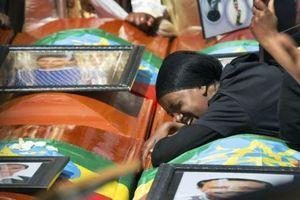Tai nạn máy bay Ethiopia: Tại sao gia đình nạn nhân nhận được những túi đất?