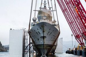 Na Uy sẽ hồi sinh chiến hạm Aegis tỷ USD?