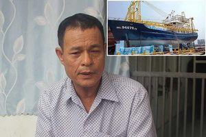 Ngư dân khốn đốn vì dính kiện tụng tàu vỏ thép
