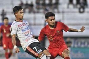 U23 Indonesia bất bại 11 trận liên tiếp trước vòng loại U23 châu Á