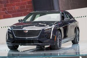 Hết hàng chỉ sau một ngày ra mắt, Cadillac CT6-V mở bán đợt hai