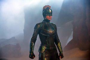 Bom tấn 'Captain Marvel' tiếp tục càn quét phòng vé toàn cầu