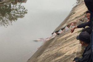 Hoảng hồn phát hiện thi thể nữ giới trôi trên sông