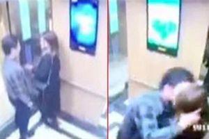 Cưỡng hôn nữ sinh trong thang máy: Nộp phạt có xong?