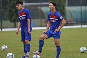 Trung vệ U23 Việt Nam nói gì khi vắng bóng Xuân Trường, Công Phượng?
