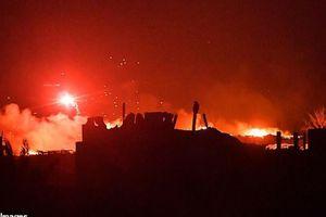 Syria: Mỹ dội bão lửa nướng chín 5.000 chiến binh IS tại Baghouz